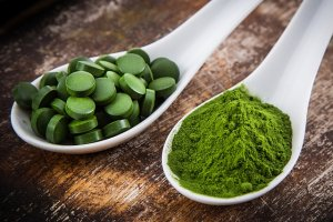 Chlorella - alga, która pomoże oczyścić organizm
