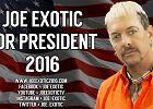 Tych kandydatów nie widzieliście w debatach. Ale Joe Exotic i inni też oficjalnie kandydują na prezydenta USA