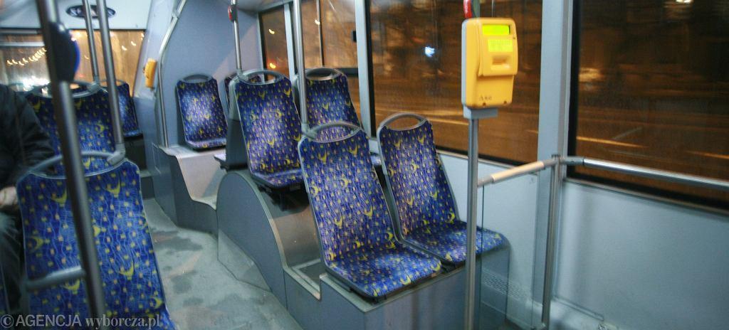 Autobus (zdjęcie ilustracyjne)