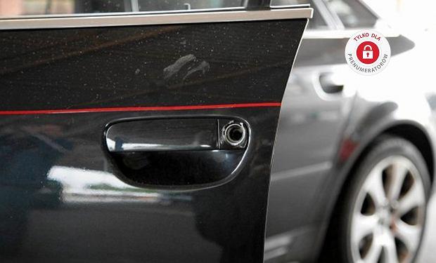 Kradzież samochodu wspierana elektroniką. Jak kradną auta?