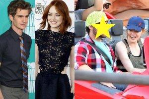 Andrew Garfield i Emma Stone
