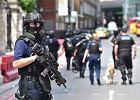 Państwo Islamskie przyznało się do ataku terrorystycznego w Londynie