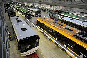 Solaris wygra� przetarg na dostaw� autobus�w do W�och. To jedno z najwi�kszych zam�wie� w historii firmy