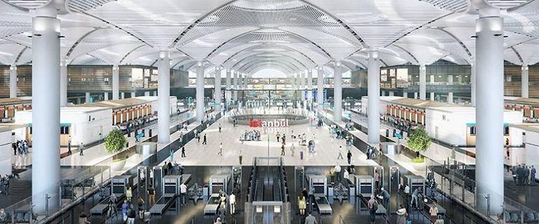Jesienią ruszy jedno z największych lotnisk na świecie. Centralny Port Lotniczy to przy nim mały porcik