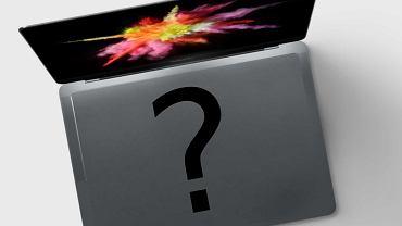 Macbook bez klawiatury? Dlaczego nie.