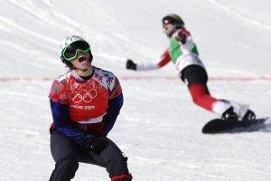 Soczi. 2014. Snowboard - triumf 20-letniej Czeszki Samkovej w snowcrossie
