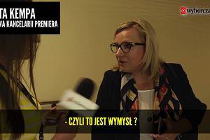 """""""Czy mi nie wolno pojechać do mojej komendy w moich sprawach""""? Poirytowana Beata Kempa o zarzutach opozycji"""