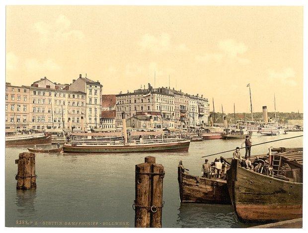 Zdjęcie numer 12 w galerii - Niemieckie miasta pod koniec XIX w. A wśród nich Gdańsk, Szczecin i Wrocław [ZDJĘCIA]