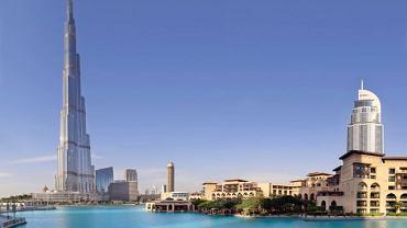 Burj Khalifa, najwyższy budynek świata