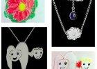 Tworzą piękną biżuterię, a inspirują się...rysunkami dzieci