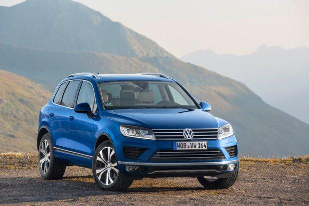 Volkswagen Touareg po liftingu w polskich salonach