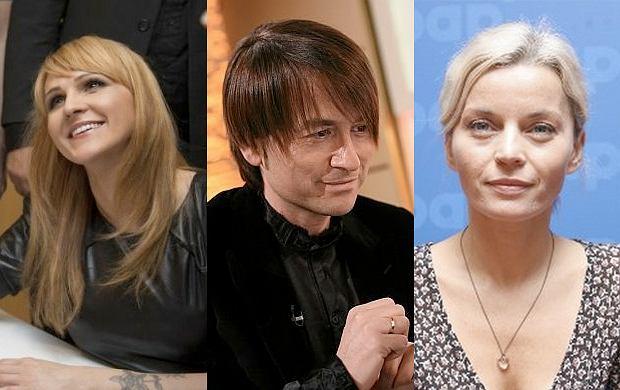Agnieszka Chyli�ska, Piotr Rubik, Ma�gorzata Foremniak