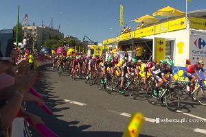 Tour de Pologne 2017. W Katowicach poznaliśmy króla sprintu
