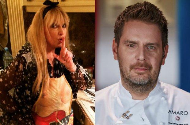 Maryla Rodowicz skrytykowała restaurację Wojciecha Modesta Amaro. Co na to sam zainteresowany? W jego imieniu odpowiedziała żona.