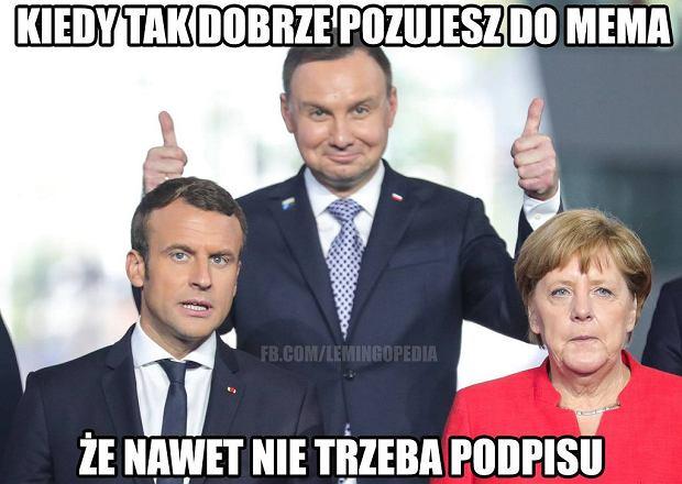 Prezydent Andrzej Duda |