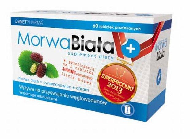 Morwa Bia�a Plus