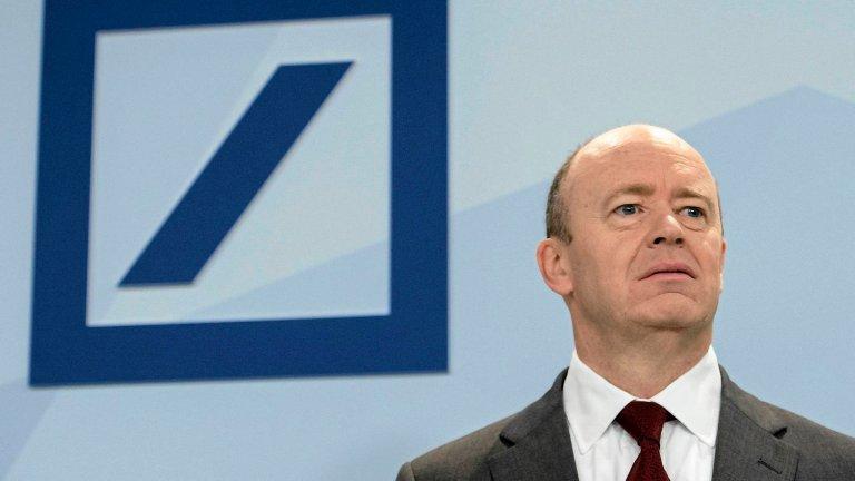 Szef Deutsche Banku John Cryan zapewnia, że z bankiem wszystko jest w porządku.