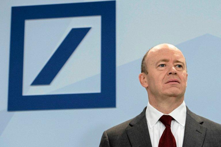 Szef Deutsche Banku John Cryan zapewnia, �e z bankiem wszystko jest w porz�dku.