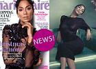 """Elegancka Nicole Scherzinger w minimalistycznej sesji dla """"Marie Claire"""" [ZDJ�CIA]"""
