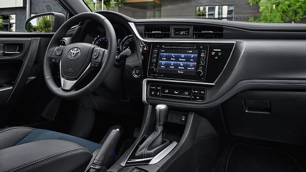 Toyota Corolla MY 2017 USA