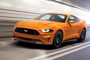 Nowy Ford Mustang | Ostrzejsza stylistyka, więcej mocy