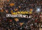 Wiec popierający niepodległość Katalonii
