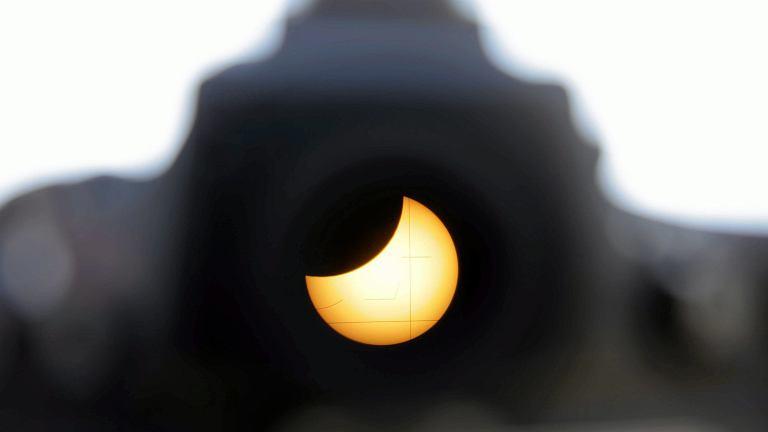 W to lato będziemy mogli oglądać dwa częściowe zaćmienia słońca.