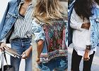 Jeansowe kurtki