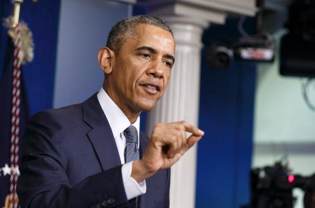 Obama: Separaty�ci nie s� w stanie sami zestrzeli� samolotu