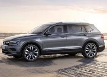 Volkswagen Tiguan Allspace wyceniony. Ile za dodatkowe 20 cm?