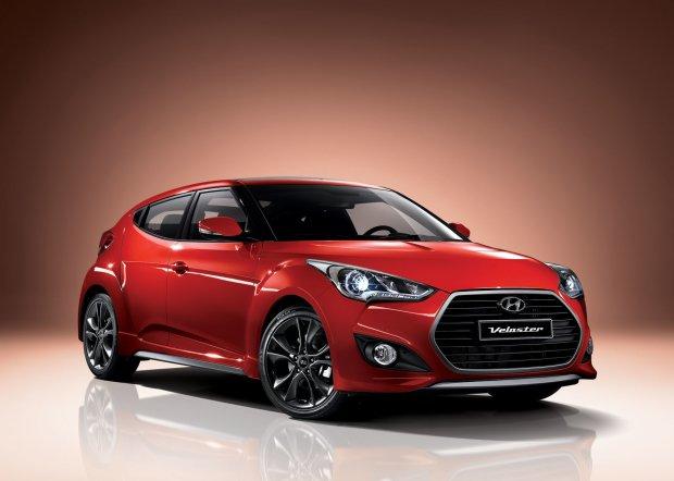 Hyundai Veloster po faceliftingu | Detale i nowy automat
