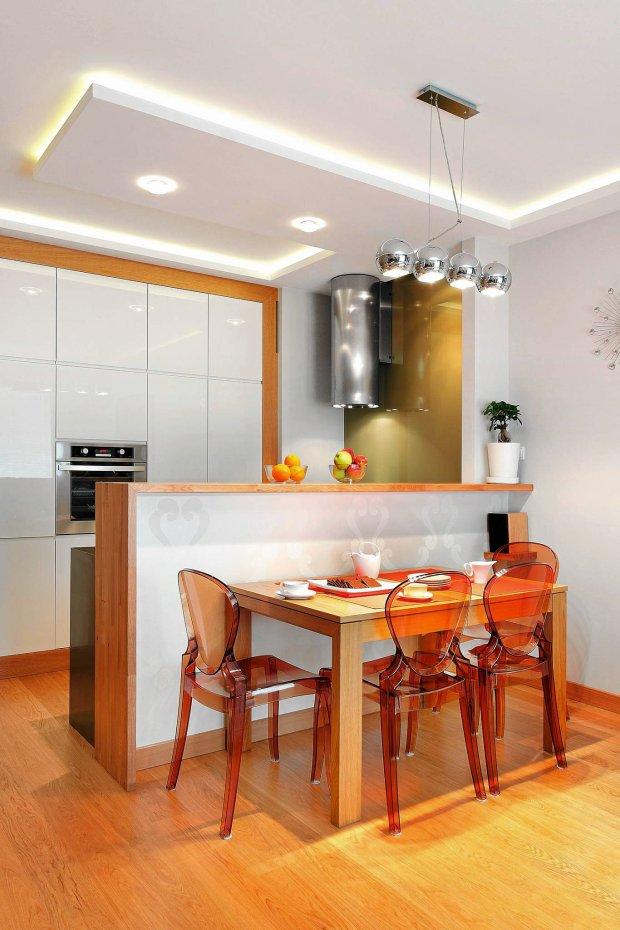 Oświetlenie: na kuchennym szlaku światła