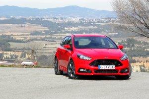 Nowy Ford Focus ST | Pierwsza jazda | Dwa światy