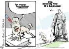 Schetyna jako ujadaj�cy pies na ameryka�skiej smyczy? RIA Novosti publikuje karykatur�