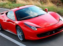 Ferrari | Wjechał w dziurę, wygrał 12 tys. dolarów odszkodowania