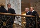 Jest porozumienie w Mińsku: rozejm, wycofanie ciężkiej artylerii, Ukraina zmieni konstytucję