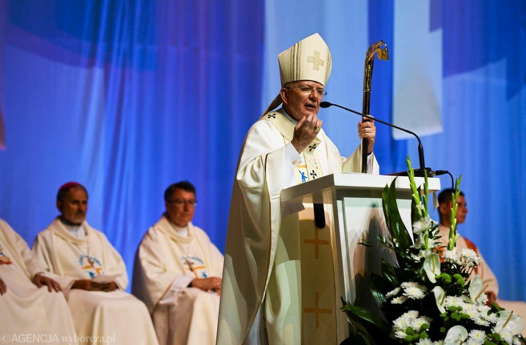 Arcybiskup Marek Jędraszewski (fot. Małgorzata Kujawka/AG)