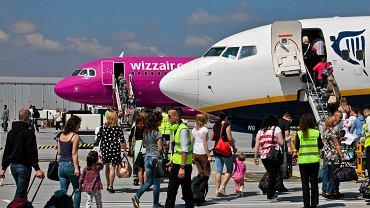 Wizz Air otwiera nowe połączenia zagraniczne z Polski