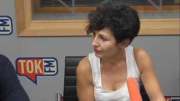 Renata Kim w TOK FM