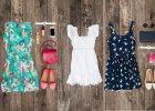 Modne sukienki wiosna 2016 - sprawdź, które fasony warto nosić