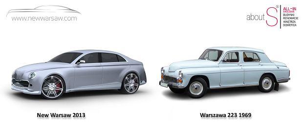 Warszawa powraca w wielkim stylu - rozmawiamy z jej konstruktorem, samochody, fot. www.newwarsaw.com