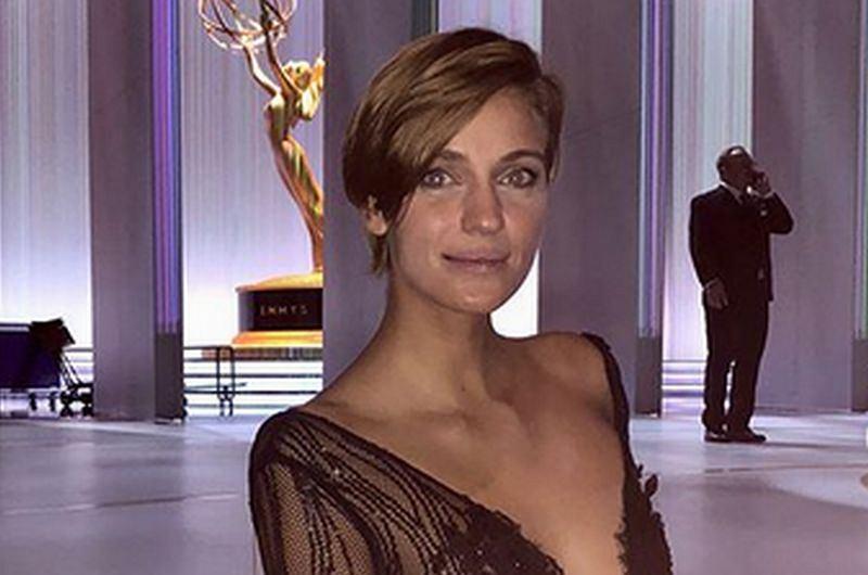 Renata Kaczoruk na Emmy 2018