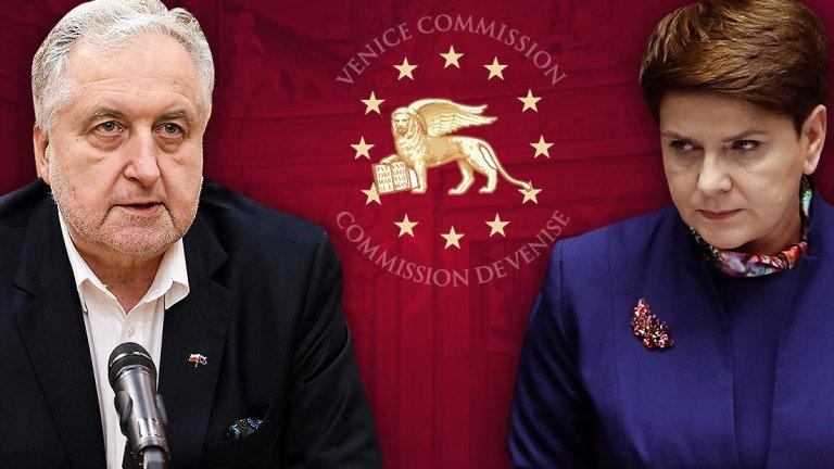 Komisja Wenecka wydała opinię ws. noweli ustawy dot. Trybunału Konstytucyjnego