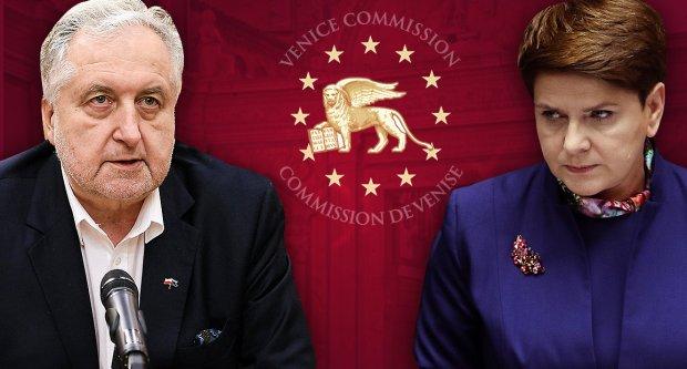 Komisja Wenecka wyda�a opini� ws. noweli ustawy dot. Trybuna�u Konstytucyjnego