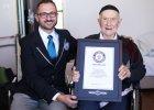 Najstarszy mężczyzna świata urodził się w Polsce