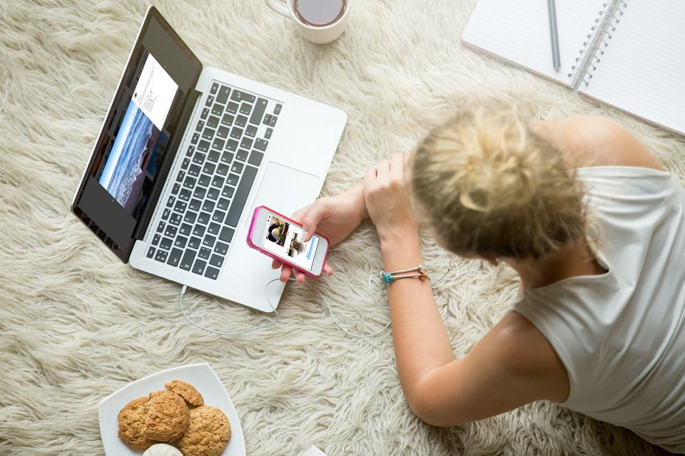 Na dzieci i młodzież czyha w sieci wiele zagrożeń