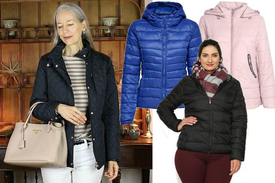 15e536cffe185 Ciepłe kurtki dla dojrzałych kobiet - najmodniejsze modele sezonu