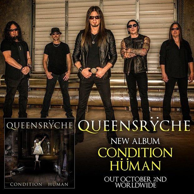 Formacja Queensryche opublikowała kolejny teledysk zapowiadający nowy album studyjny