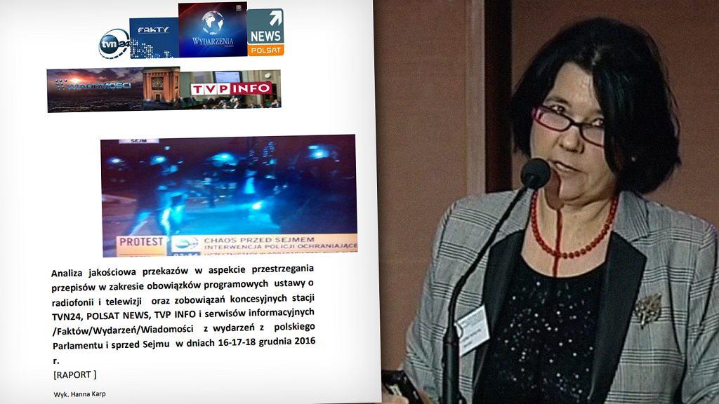 Raport KRRiT w sprawie kary dla TVN