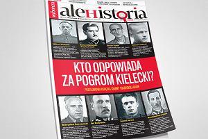 """Tygodnik """"Ale Historia"""" w każdy poniedziałek z """"Gazetą Wyborczą"""""""